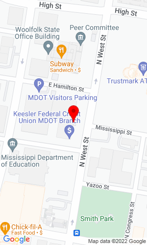 Google Map of Heavyquip PO Box 54227, Jackson, MS, 39288